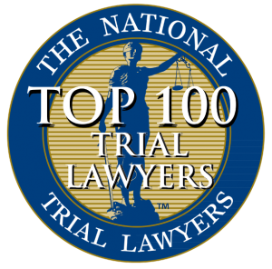 jim shetlar top 100 trail lawyers
